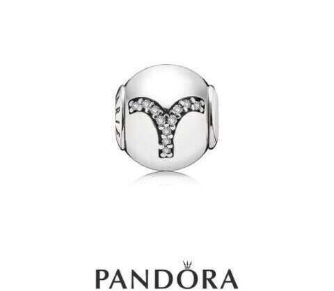 Pandora charm Aries
