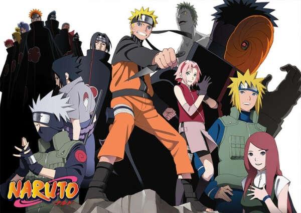 """Плакат """"Naruto"""" 4"""