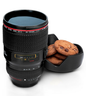 Кружка Camera Lens - Black