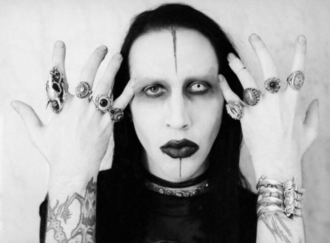 Marilyn Manson concert