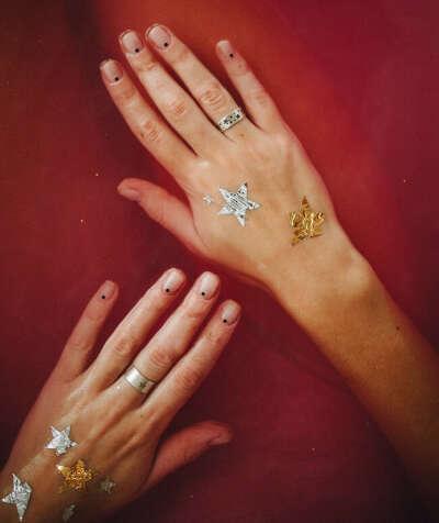 Кольцо Sailor moon galaxy