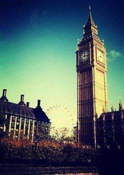 Хочу посетить Лондон.