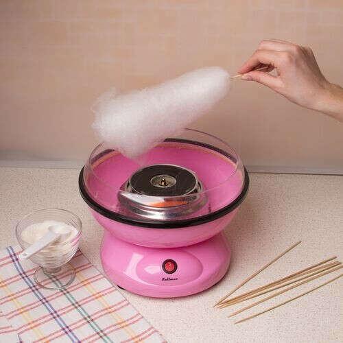 хочу аппарат для изготовки сладкой ваты ^^