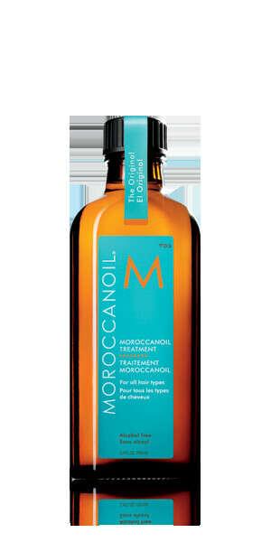 Масло для волос Moroccanoil