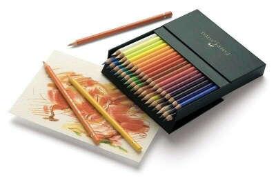 Набор цветных карандашей Faber-Castell «Polychromos»