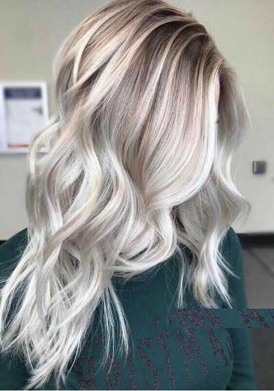 Перекраситься в блонд