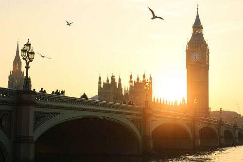 В Лондон!