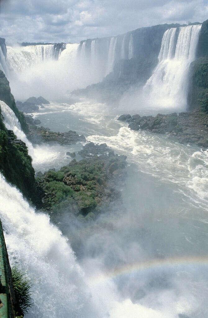 Путешествие к водопадам Игуасу