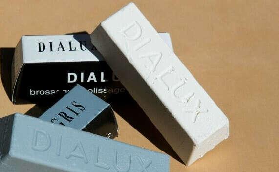 DIALUX BLANC (белая) для финишной полировки