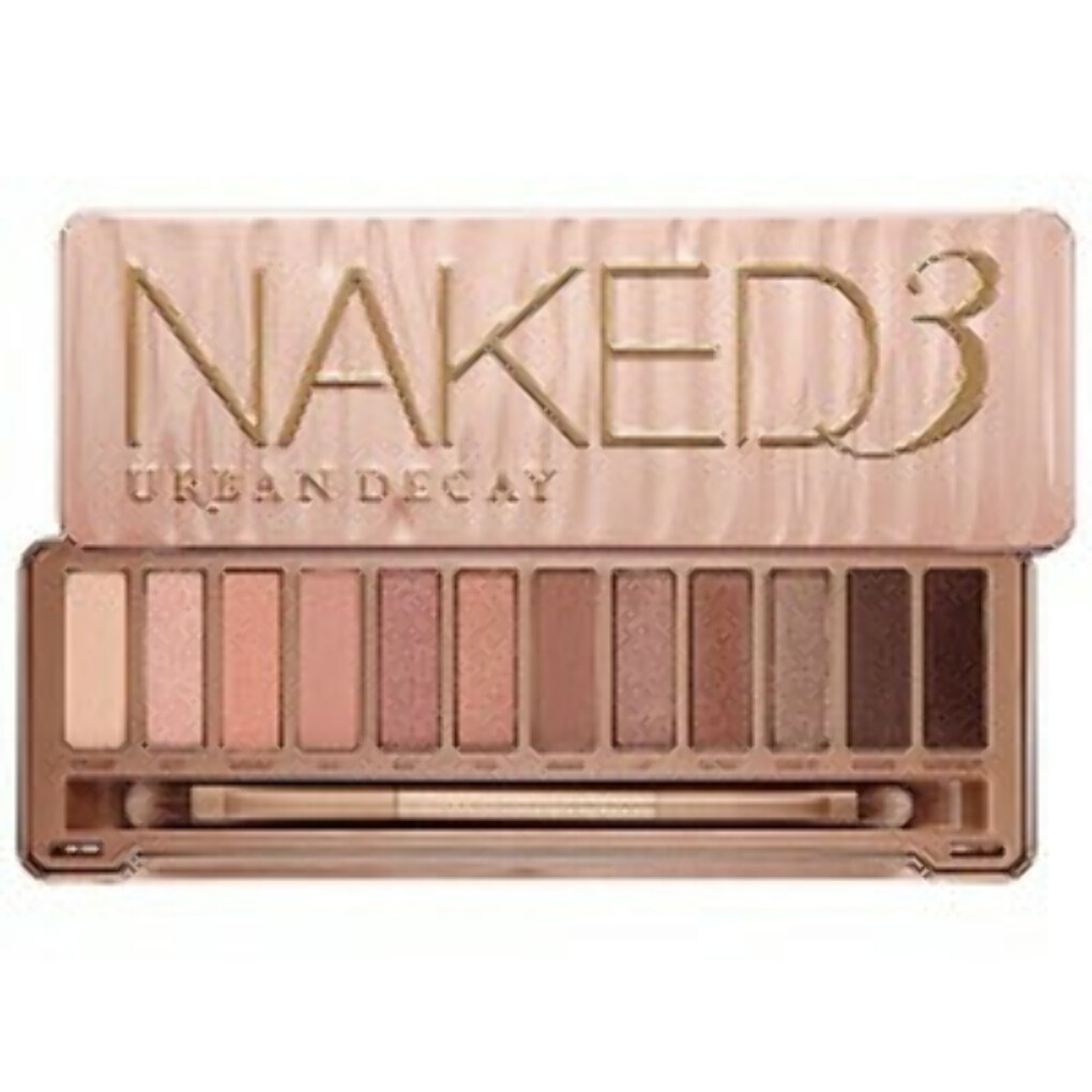 Палетки - Urban Decay Naked 3 Palette палетка