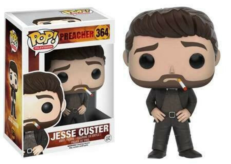 Pop! Jesse Custer Preacher Vinyl Figure    Джесси Кастер Проповедник