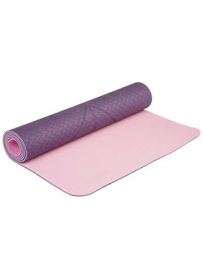 Хороший и качественный коврик для йоги