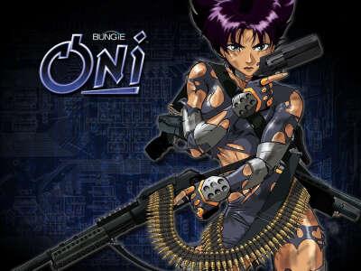 Поиграть в игру ONI
