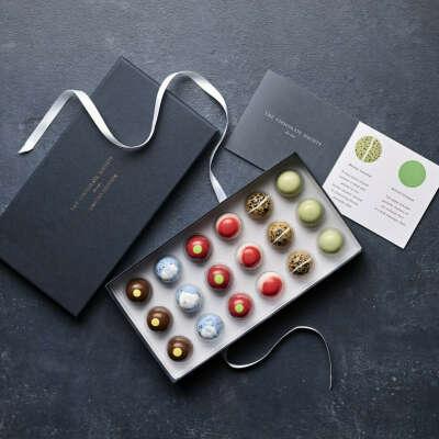 Шоколад и конфеты с необычными добавками