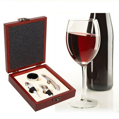 Wine Bottle Opener and Accessories Set
