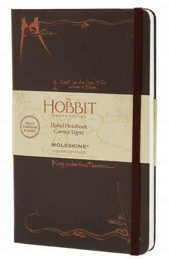 Записная книжка Moleskine `The Hobbit`