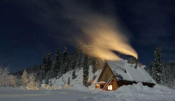 Отметить Новый год в горах