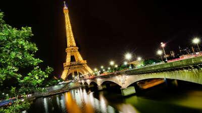 Хочу побывать в Париже