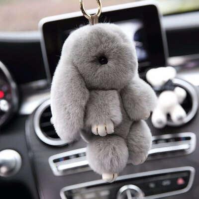 Брелок Кролик (Крем-Брюле)