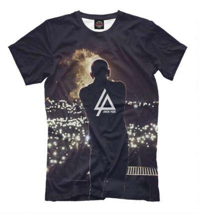 Мужская футболка Linkin Park, S