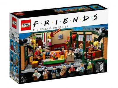 Lego F•R•I•E•N•D•S Central Perk Cafe