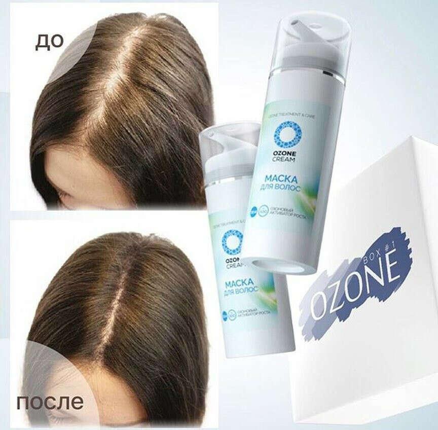 OZONEBOX Полное Восстановление Волос