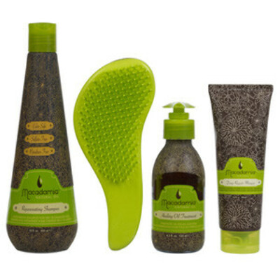 Macadamia Natural Oil Ultimate Repair 4 Piece Collection at BeautyBay.com