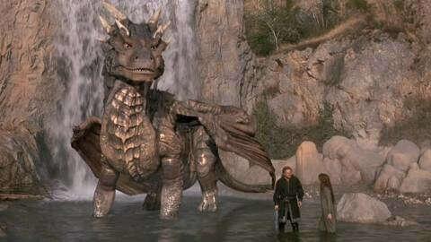 Рисунок доброго дракона