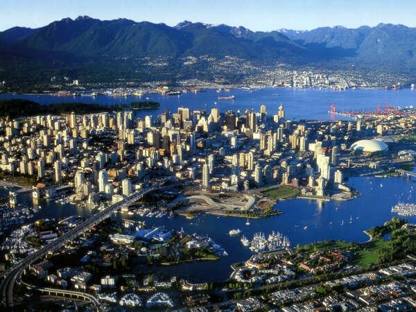 Хочу посетить Ванкувер