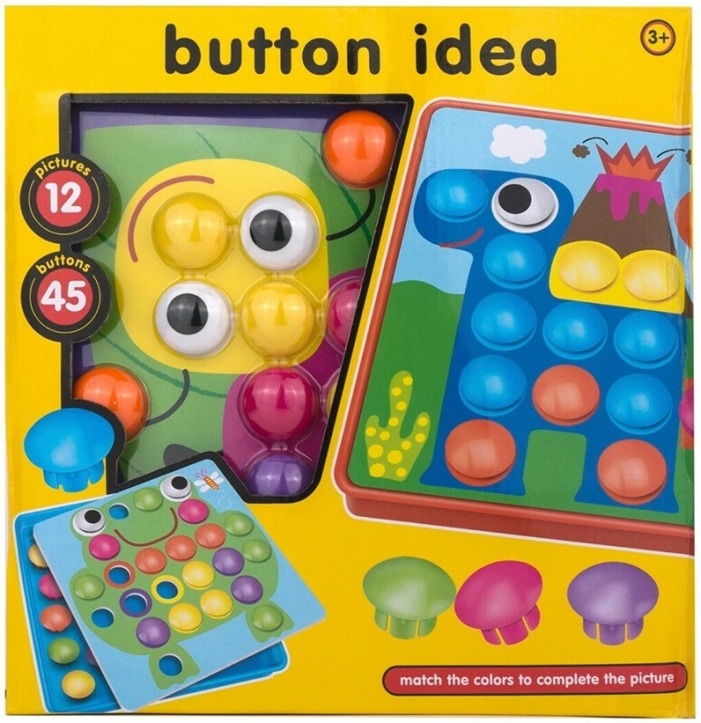 Мозаика Button idea