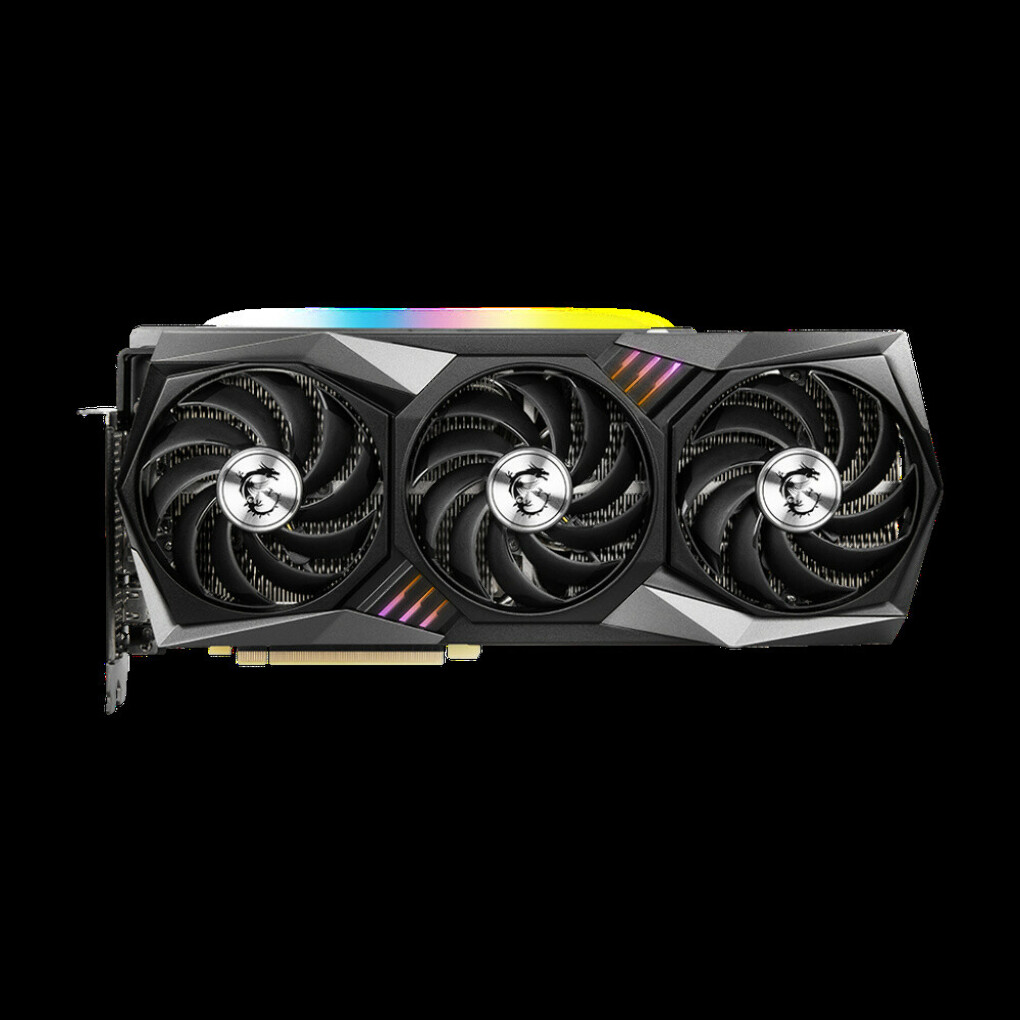ОГО! Видеокарта MSI GeForce RTX 3080 10240Mb, Gaming X Trio (RTX 3080 Gaming X Trio 10G) 1xHDMI, 3xDP, Ret