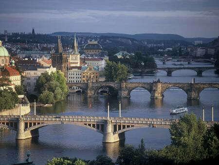 Увидеть Прагу