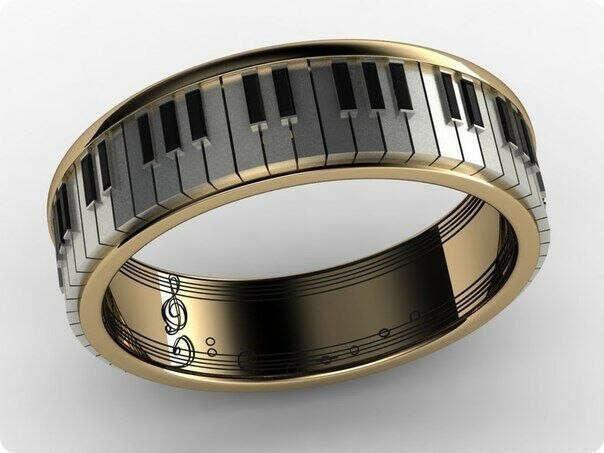 Кольцо Музыканта