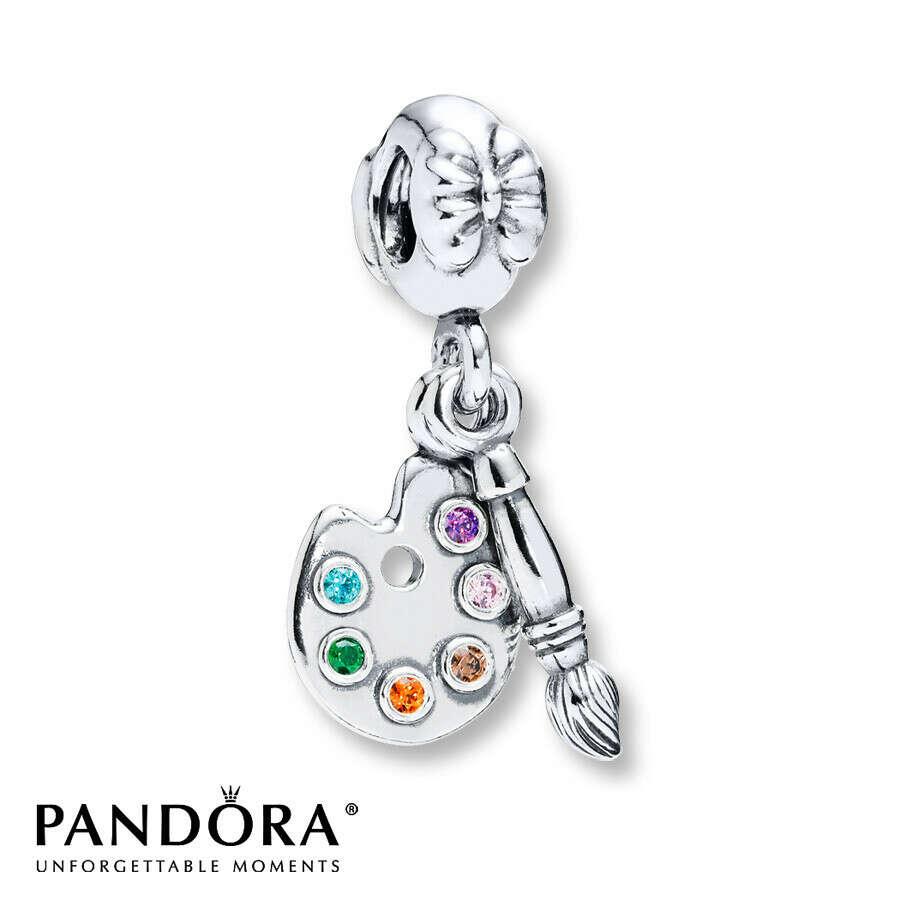 Pandora Artist charm