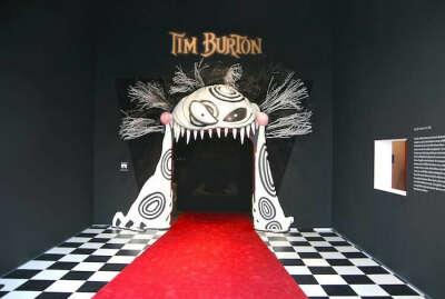 Выставка Тима Бертона