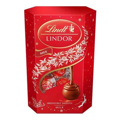 Молочный шоколад Lindt