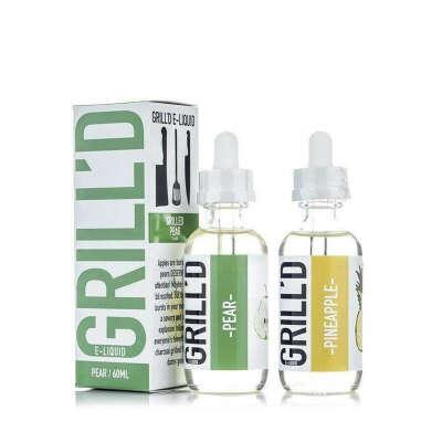 Grill'D E-liquids (60ml)