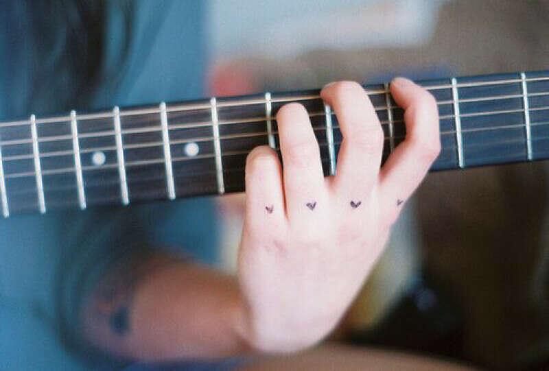 Хочу научиться играть на гитаре