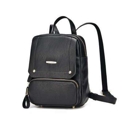 Классический кожаный рюкзак