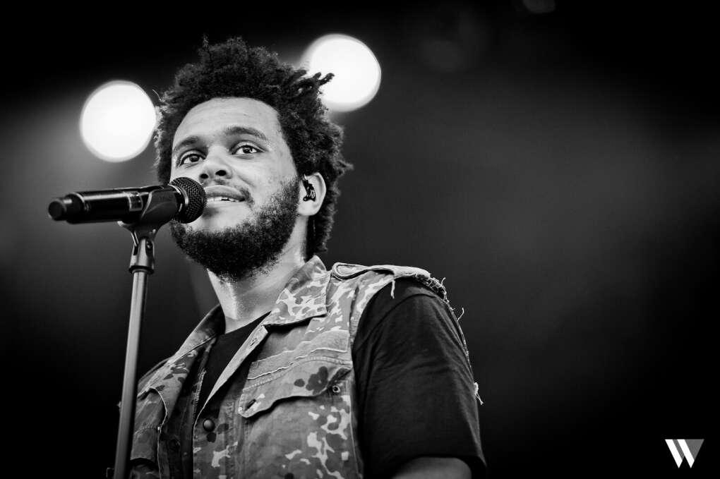 Kонцерт The Weeknd.