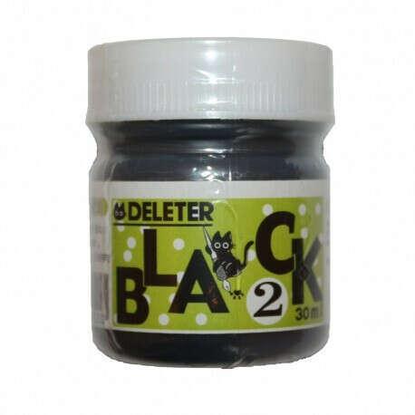 Черные чернила Deleter Black 2