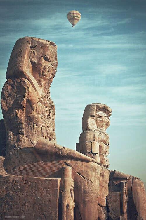 Побывать в Египте