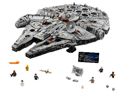 Lego Star Wars™ 75192 Сокол Тысячелетия