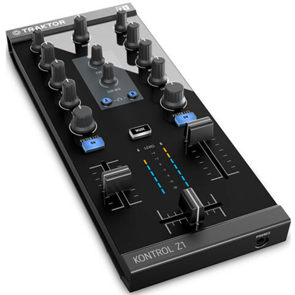 Native Instruments Traktor Kontrol Z1 « DJ-контроллер
