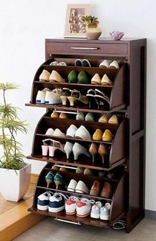 Такой шкаф для обуви