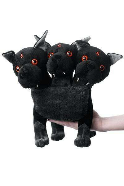 Cerberus Plush Toy