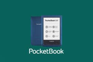 PocketBook 641 Aqua 2 Лазурный
