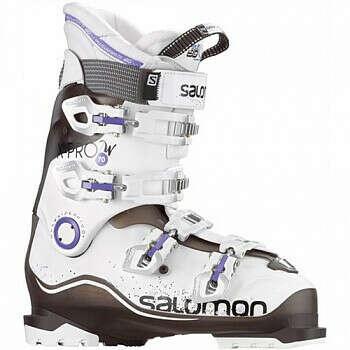 Горнолыжные ботинки SALOMON 2014-15 X Pro 70 W SHREW TRAN/WH