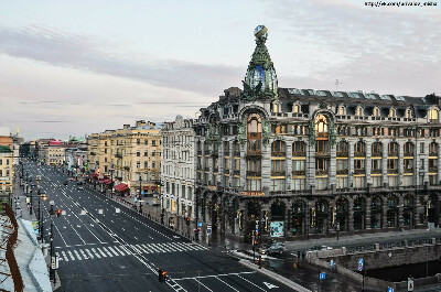 Уехать жить в Санкт-Петербург