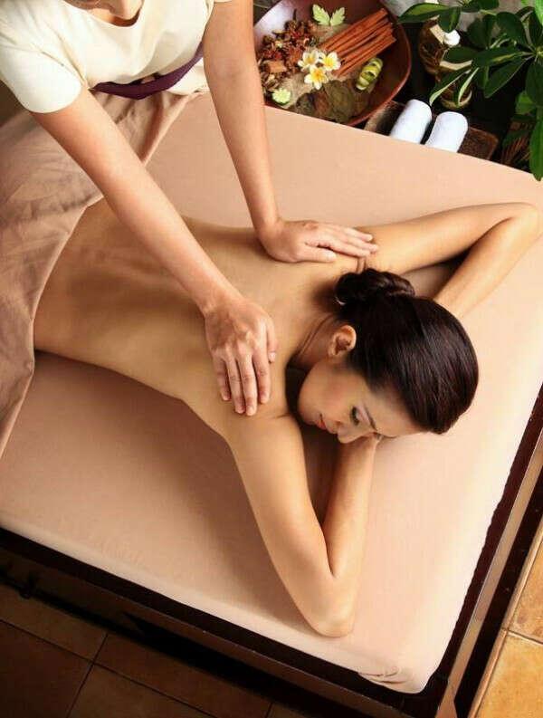 Массаж/курс массажа